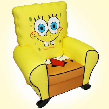 Spongebob Icon Chair by Nickelodeon