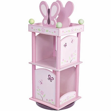 Cocalo Sugar Plum Revolving Bookcase by Levels of Discovery