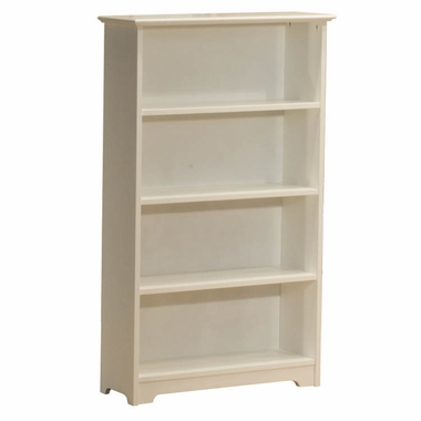 White Windsor Book Shelf by Atlantic Furniture - Click to enlarge