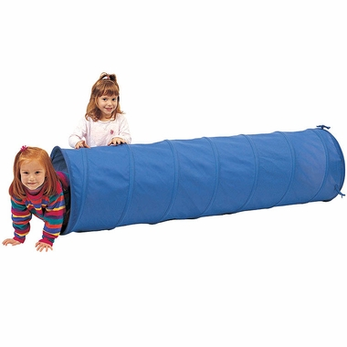 Pacific Play Tents 9 X 28 Instutional Tunnel Blue