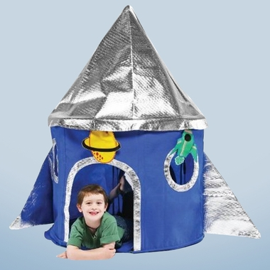 Bazoongi Kids Special Edition Rocket Tent Detachables