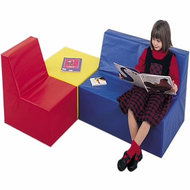 School Age Play Seating Set by Children's Factory