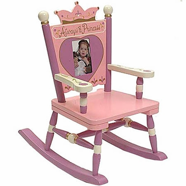 Rock A Buddies Jr. Princess Mini Rocker by Levels of Discovery