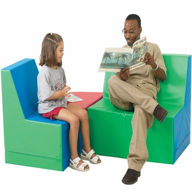 Bigger Age Seating Set of 3 by Children's Factory