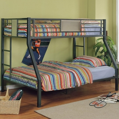 powell 500 192 monster bedroom twinfull bunk bed bed mattress sale