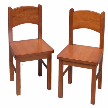 Honey Two Chair Set by Kids Korner - Click to enlarge