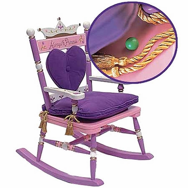 Rock A Buddies Princess Royal Rocker by Levels of Discovery