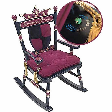 Rock A Buddies Prince Royal Rocker by Levels of Discovery