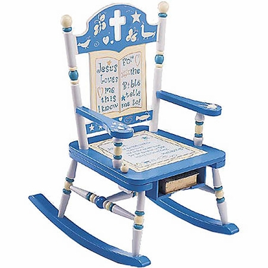 Rock A Buddies Rock Of Ages Bible Rocker by Levels of Discovery