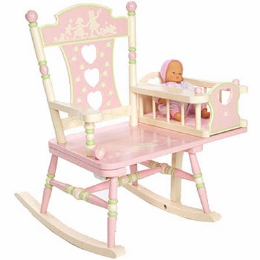 Rock A Buddies Rock-A-My-Baby Rocker by Levels of Discovery
