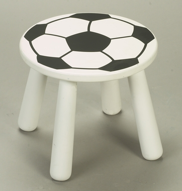 Soccer Ball Stool by Kids Korner