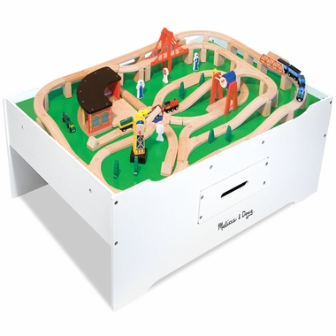Multi-Activity Table by Melissa & Doug
