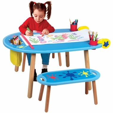 Alex Toys Creativity Center Activity Table