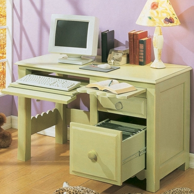 Scallop Collection Desk by Alligator