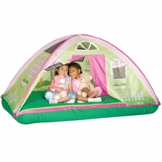 Pacific Play Tents Cottage Bed Tent  sc 1 st  SimplyKidsFurniture.com & Kids Bed Tents FREE SHIPPING Simply Kids Furniture