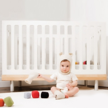 Birch Classic Collection Crib by Oeuf - Click to enlarge