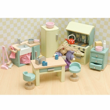 Le Toy Van Daisylane Kitchen Set by Hotaling
