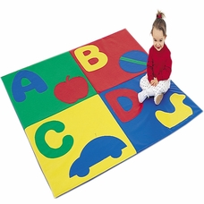 factory abcd crawly mat - Childrens Factory