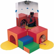 factory corner tunnel climber - Childrens Factory