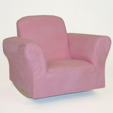 Pink Standard Rocker by Magical Harmony Kids - Click to enlarge
