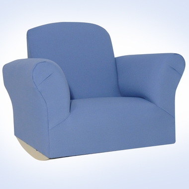 Blue Standard Rocker by Magical Harmony Kids - Click to enlarge