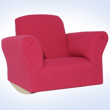 Hot Pink Standard Rocker by Magical Harmony Kids - Click to enlarge