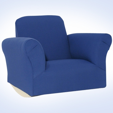 Dark Blue Standard Rocker by Magical Harmony Kids - Click to enlarge