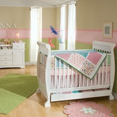 Anastasia Convertible Crib Collection
