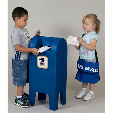 Angeles Pretend Mail Box Set