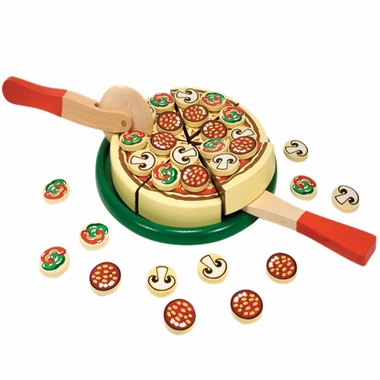 Pizza Party Play Set by Melissa & Doug