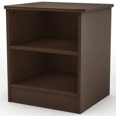 Chocolate Step One Nightstand by SouthShore - Click to enlarge
