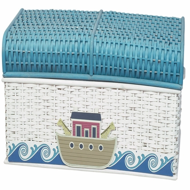 Noah's Ark Bamboo Trunk by Kids Korner - Click to enlarge