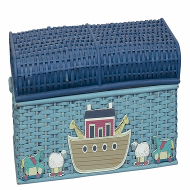 Noah's Ark Bamboo Trunk by Kids Korner