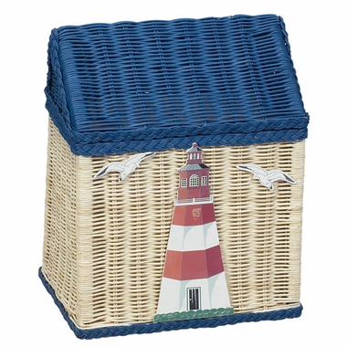 Small Lighthouse Theme Hamper by Kids Korner - Click to enlarge