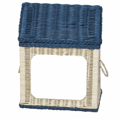 Large Hamper Blank Plaque by Kids Korner - Click to enlarge