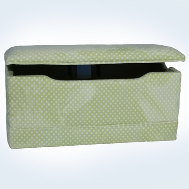 Sage Dot Deluxe Toy Box by Magical Harmony Kids - Click to enlarge