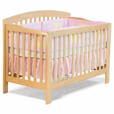 Richmond Convertible Crib Natural Maple 98005 By Atlantic