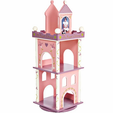 Princess Revolving Bookcase by Levels of Discovery