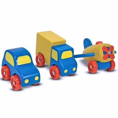 First Vehicles Set by Melissa & Doug