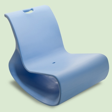 Blue MOD Lounger by Offi - Click to enlarge