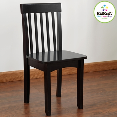 Black Avalon Chair by KidKraft - Click to enlarge