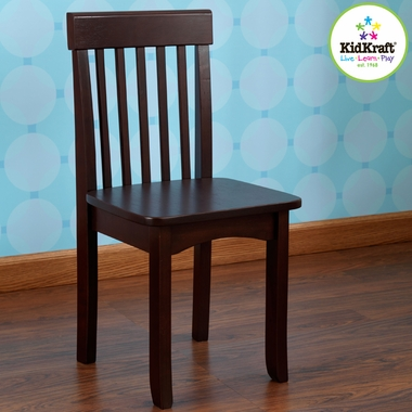 Espresso Avalon Chair by KidKraft - Click to enlarge