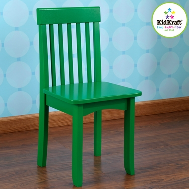 Green Avalon Chair by KidKraft - Click to enlarge