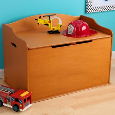 Honey Austin Toy Box by KidKraft - Click to enlarge