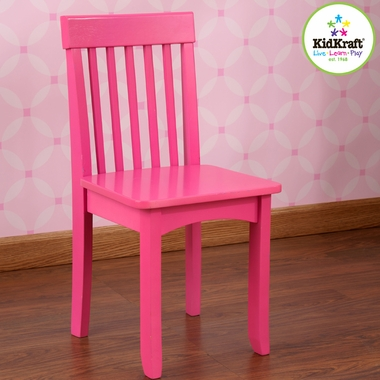 Rasberry Avalon Chair by KidKraft - Click to enlarge