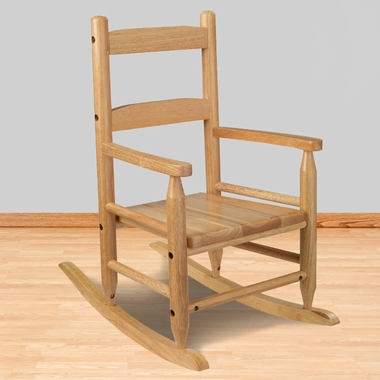 Natural Child's 2 Slat Rocker by KidKraft - Click to enlarge
