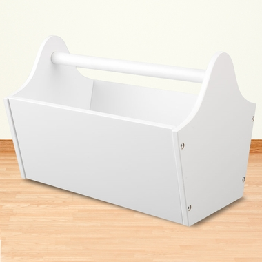 White Toy Caddy by KidKraft - Click to enlarge