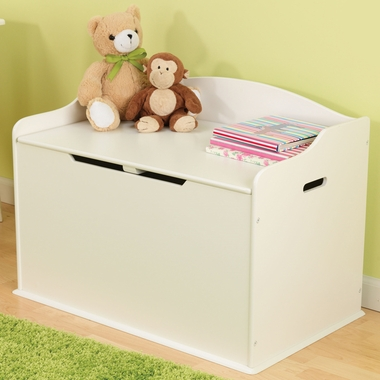 Vanilla Austin Toy Box by KidKraft - Click to enlarge