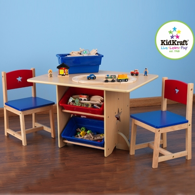 Star Table and Chair Set by KidKraft