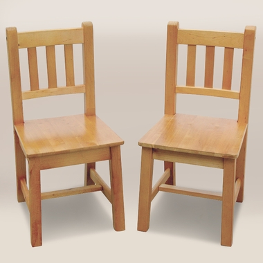 Mission Extra Chairs (Set of 2) by GuideCraft